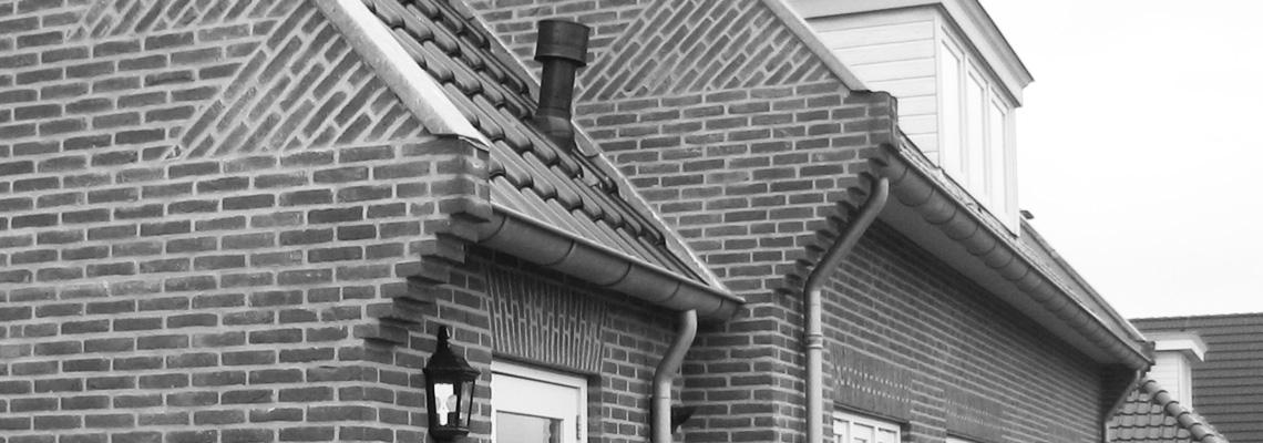 Nieuwbouw woning fam. Hooghiemstra te Noordbergum